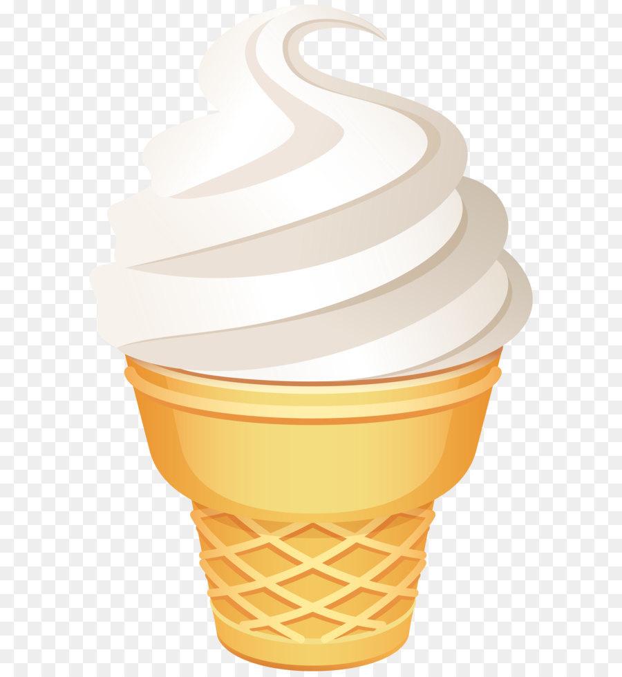Ice cream cone Sundae Chocolate ice cream - Ice Cream Cone PNG Clip ...
