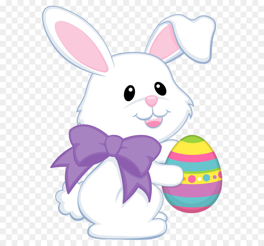 easter bunny easter egg easter basket clip art   easter
