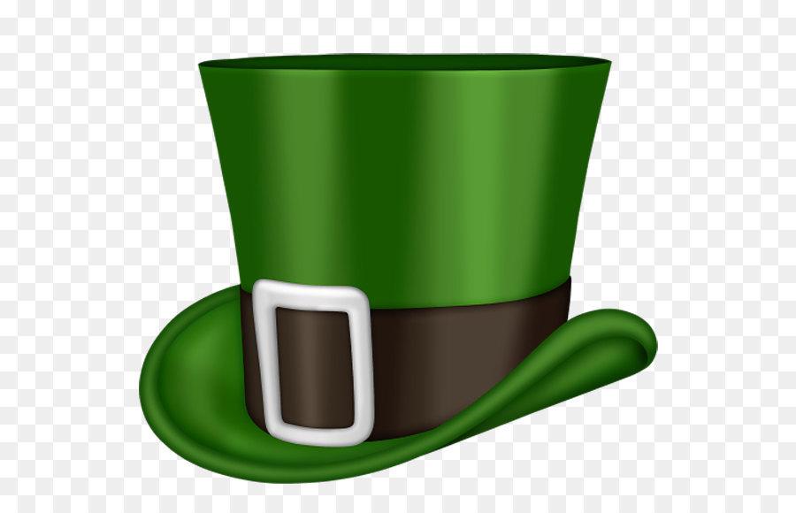 b037e4c6 Saint Patrick's Day Republic of Ireland Hat Leprechaun Clip art - St ...
