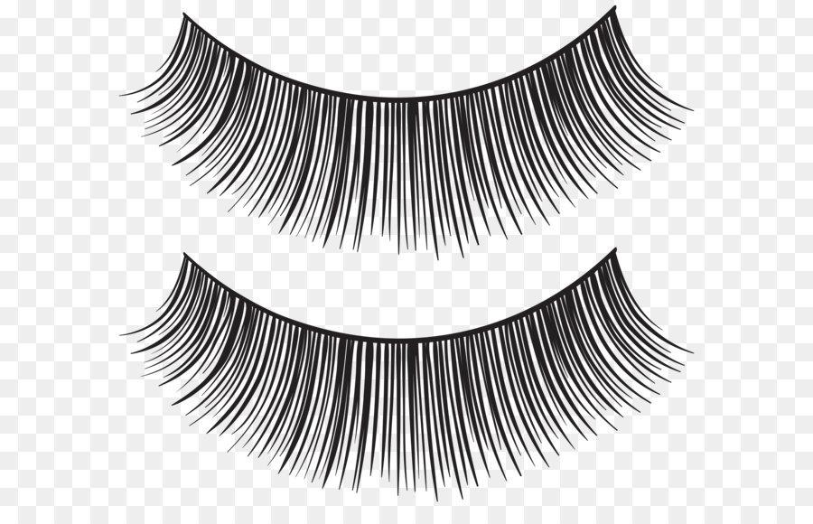 Eyelash Extensions Mascara Clip Art Eyelash Strips Png Transparent