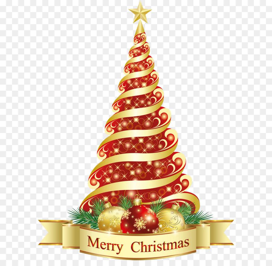 Weihnachtsbaum Christmas ornament Clip art - Frohe Weihnachten Rot ...