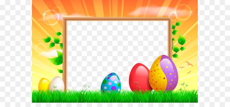 Easter Bunny Easter egg Cranberry Easter Clip art - Transparent ...