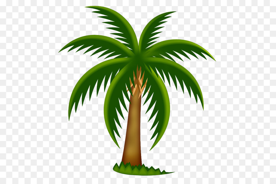 palm trees date palm clip art painted palm tree png clipart png rh kisspng com clipart palm tree leaves clipart palm tree black and white