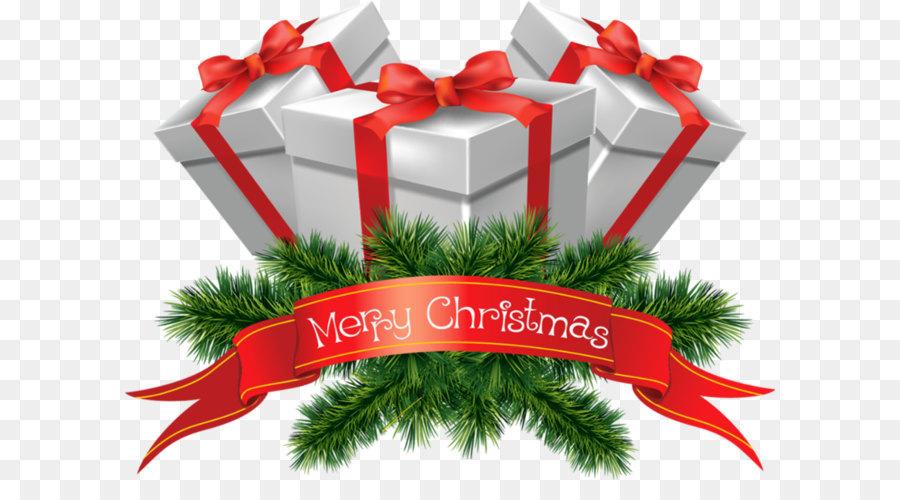 Clip art christmas gift
