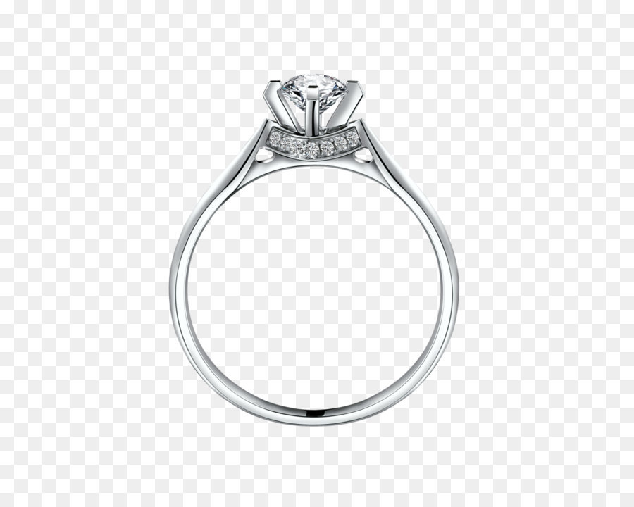 Free silver wedding rings clipart