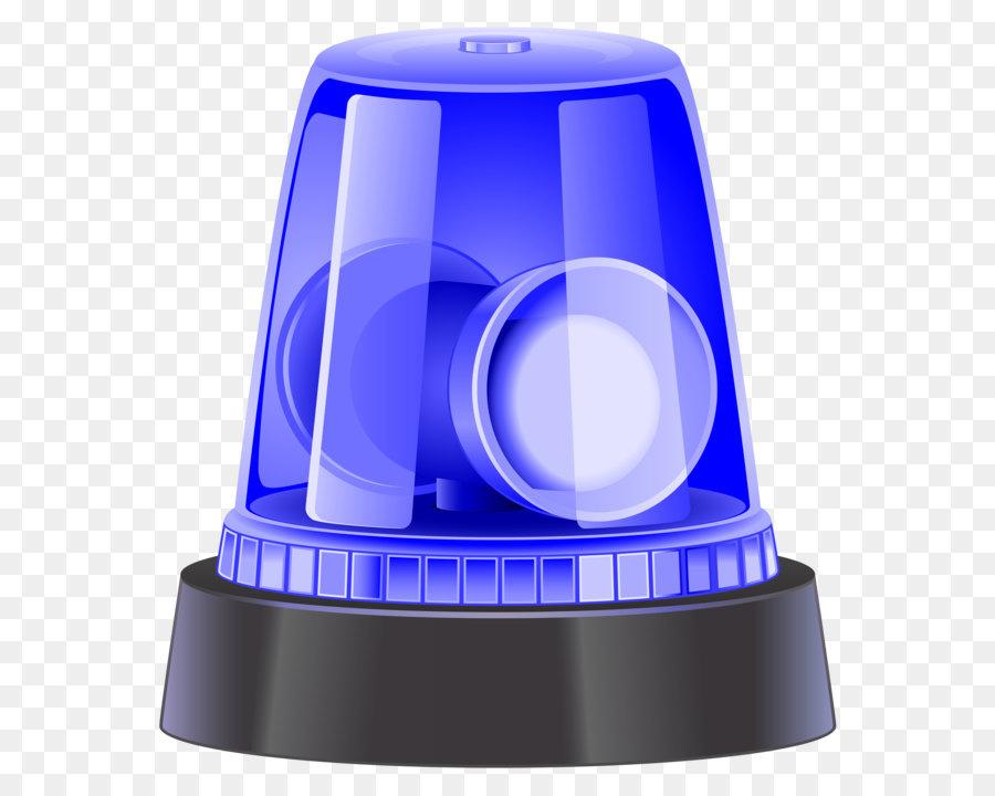 Siren Police car Clip art - Blue Police Siren PNG Clip Art ...