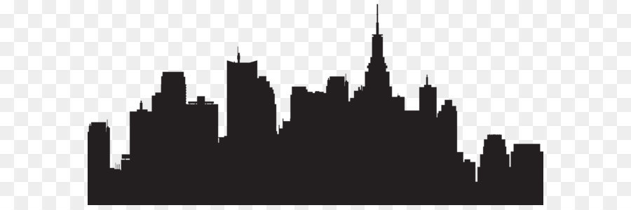 new york city skyline silhouette clip art big city silhouette png rh kisspng com new york skyline silhouette clip art new york city skyline black and white clipart