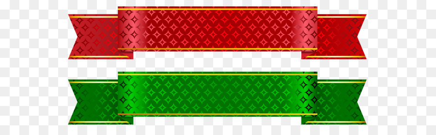 christmas banner clip art green and red banner set png clipart rh kisspng com christmas banner clipart christmas banner clipart free
