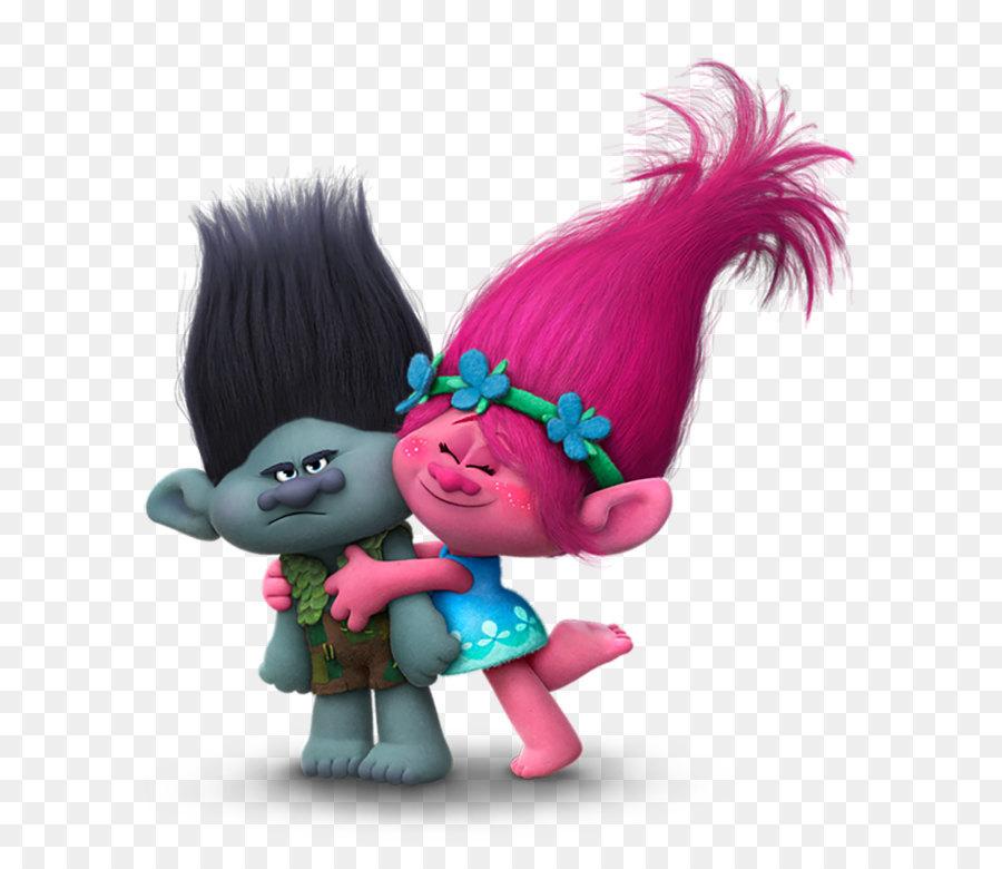 king peppy dj suki biggie poppy dreamworks animation trolls branch