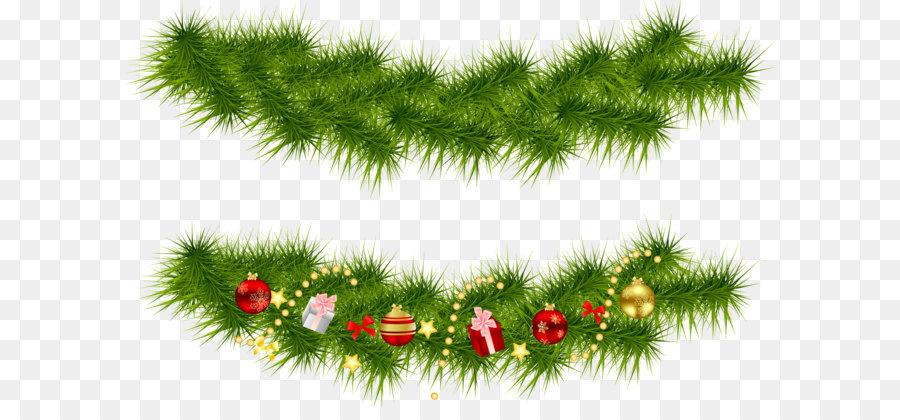 Weihnachtsbaum Girlande.Weihnachtsbaum Girlande Clip Art Transparent Christmas Pine
