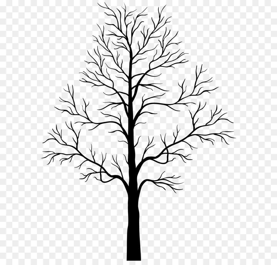 Tree Silhouette Clip Art Dead Tree Silhouette Clip