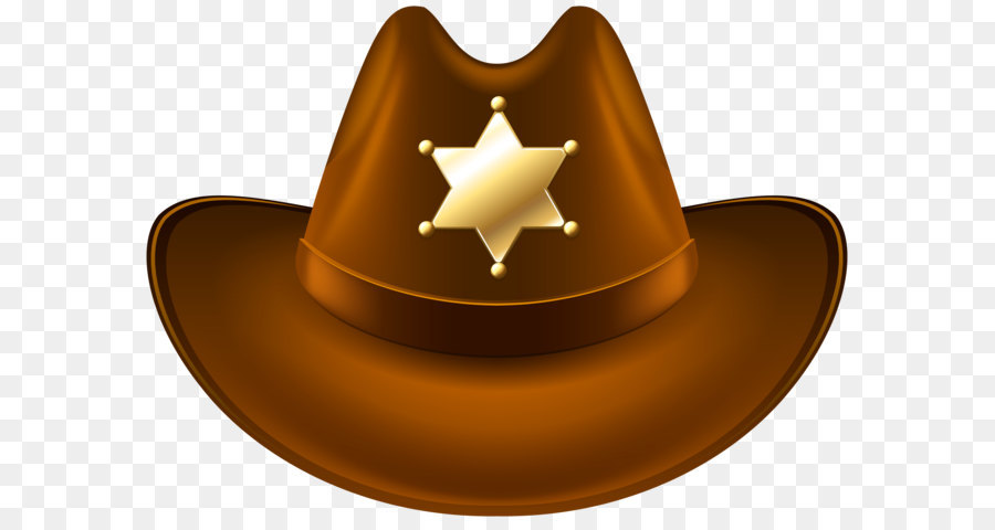cowboy hat clip art cowboy hat with sheriff badge transparent png rh kisspng com Clip Art Cowgirl Boots cowgirl hat clipart free