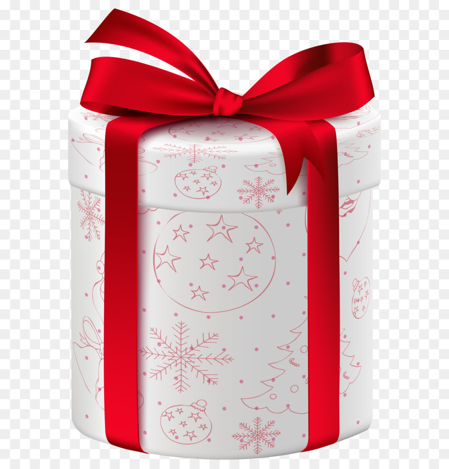christmas gift christmas gift christmas eve box christmas white gift png clip art image