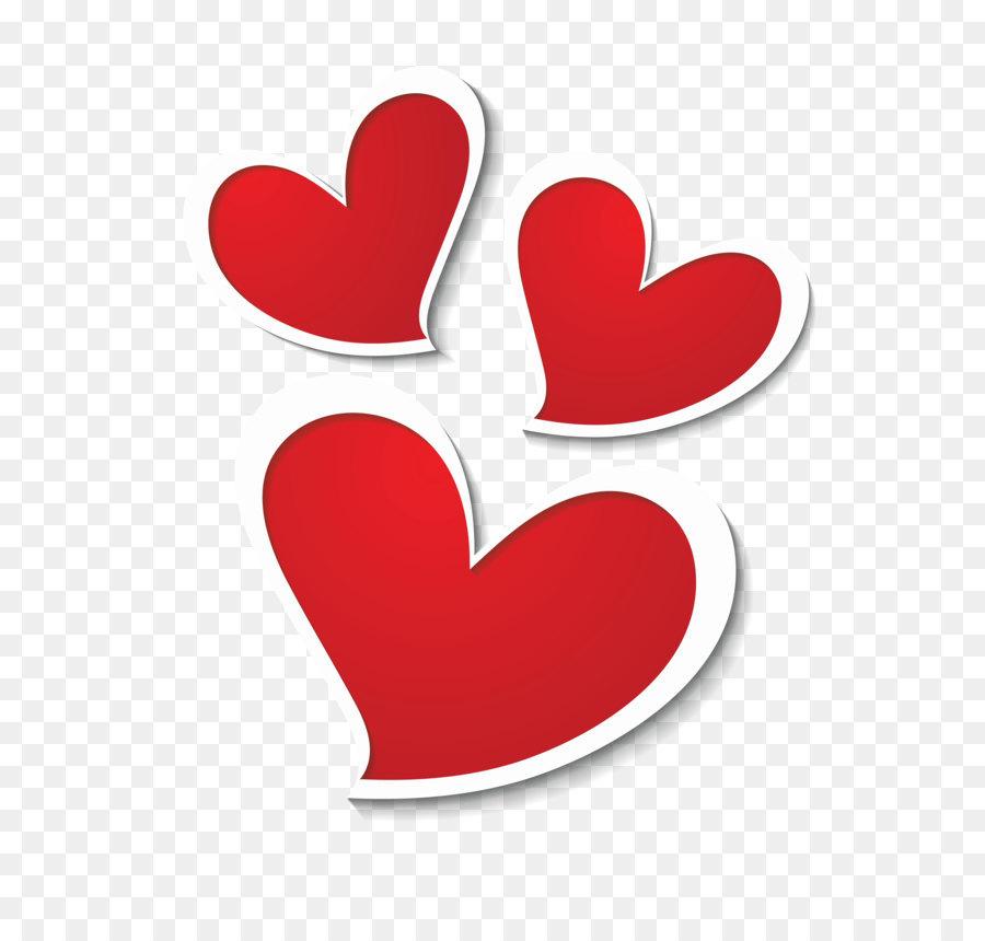 Heart Symbol Clip Art Three Hearts Decor Png Clipart Picture Png