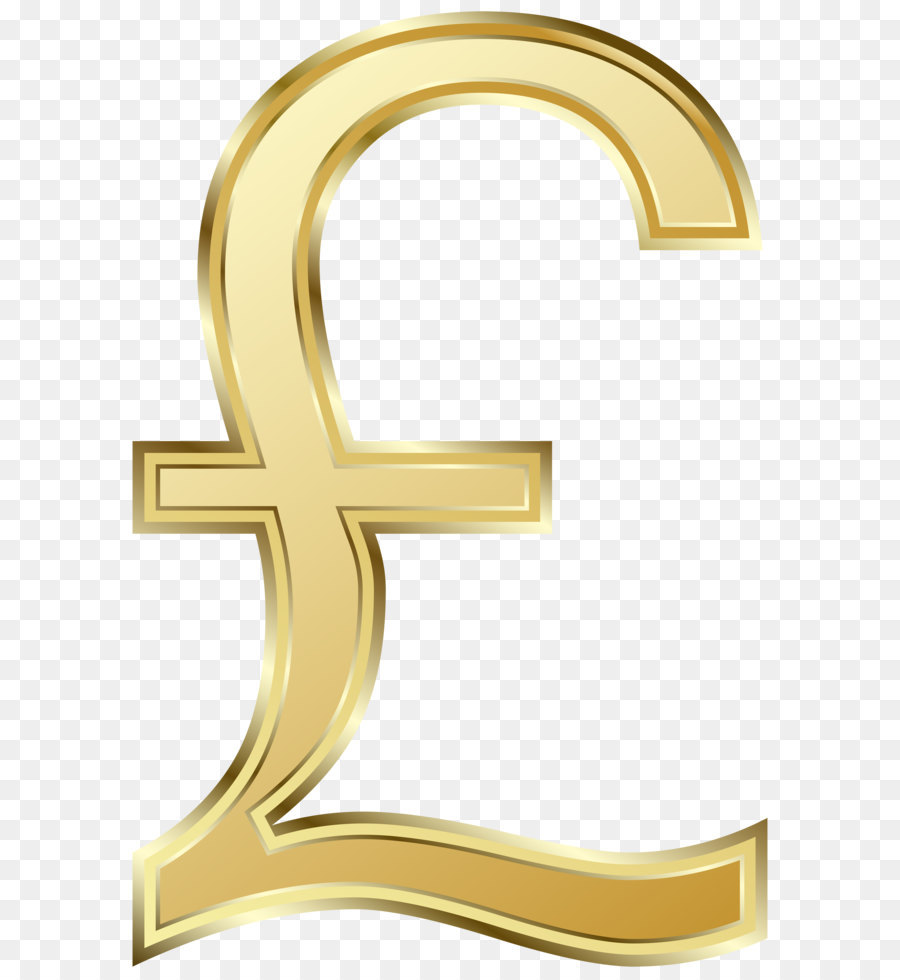 Pound Sterling Pound Sign Currency Symbol Foreign Exchange Market