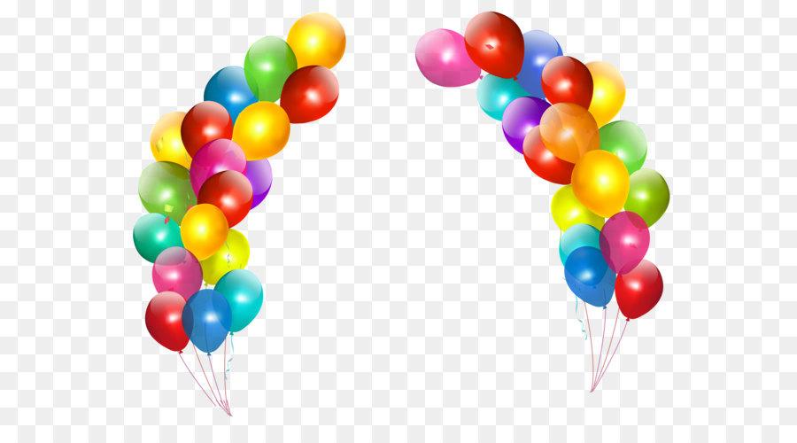 Balloon Birthday Clip Art