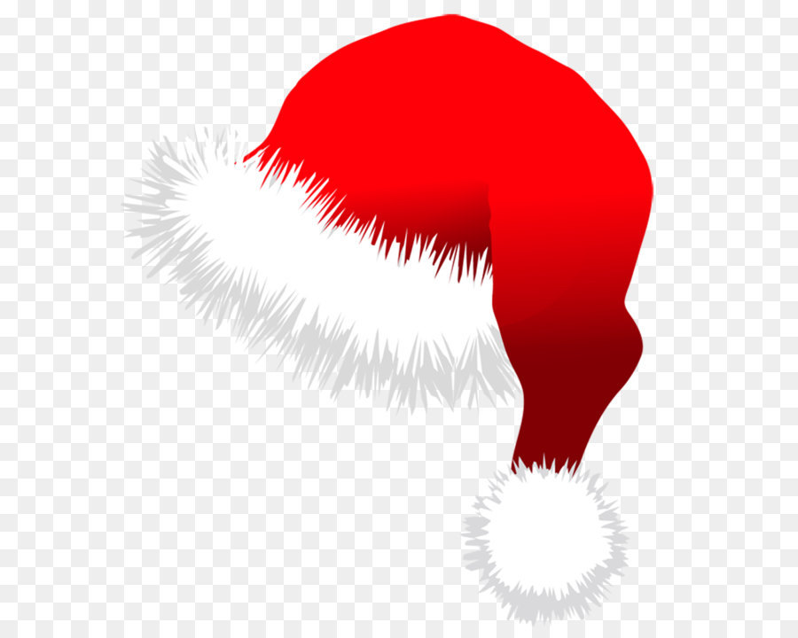 Santa hat drawn. Christmas drawing png download