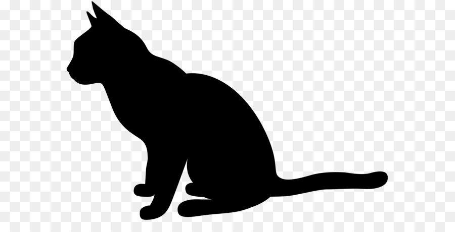 cat silhouette clip art cat silhouette png clip art image png rh kisspng com cat clip art outline cat clip art outline