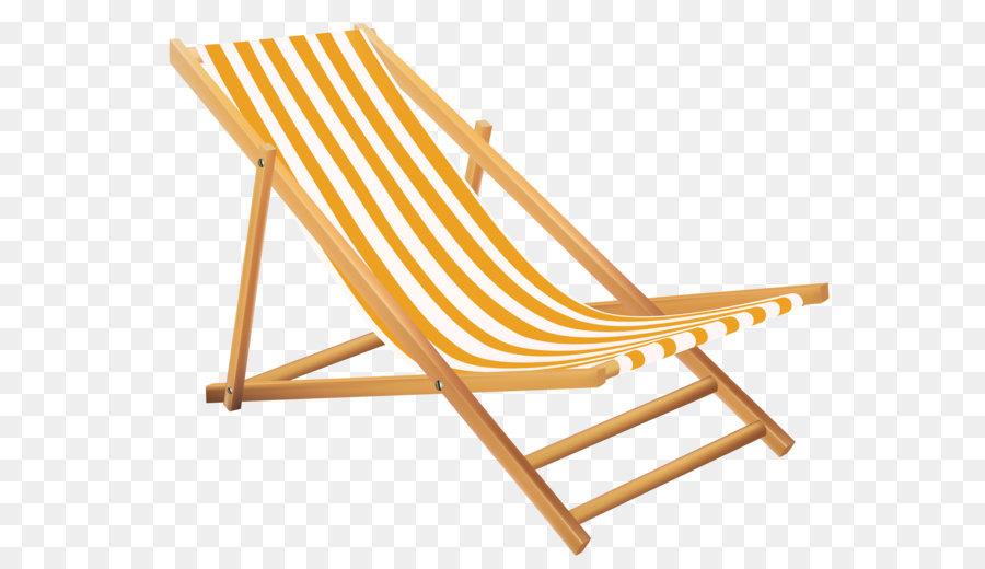 Eames Lounge Chair Beach Clip Art   Transparent Beach Lounge Chair Clipart