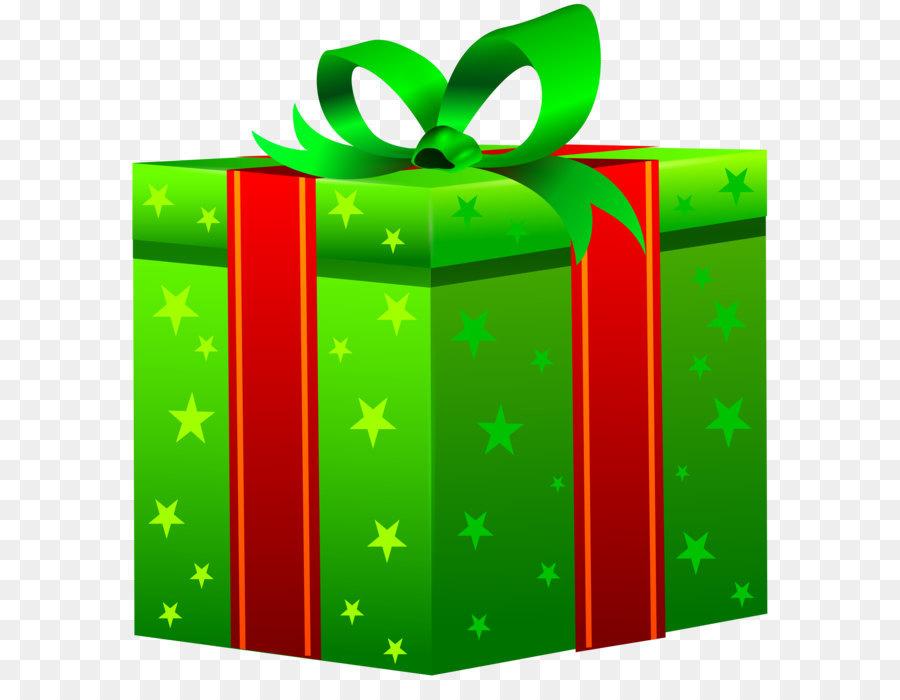 Boîte De Cadeau Le Jour De Noël Clip Art