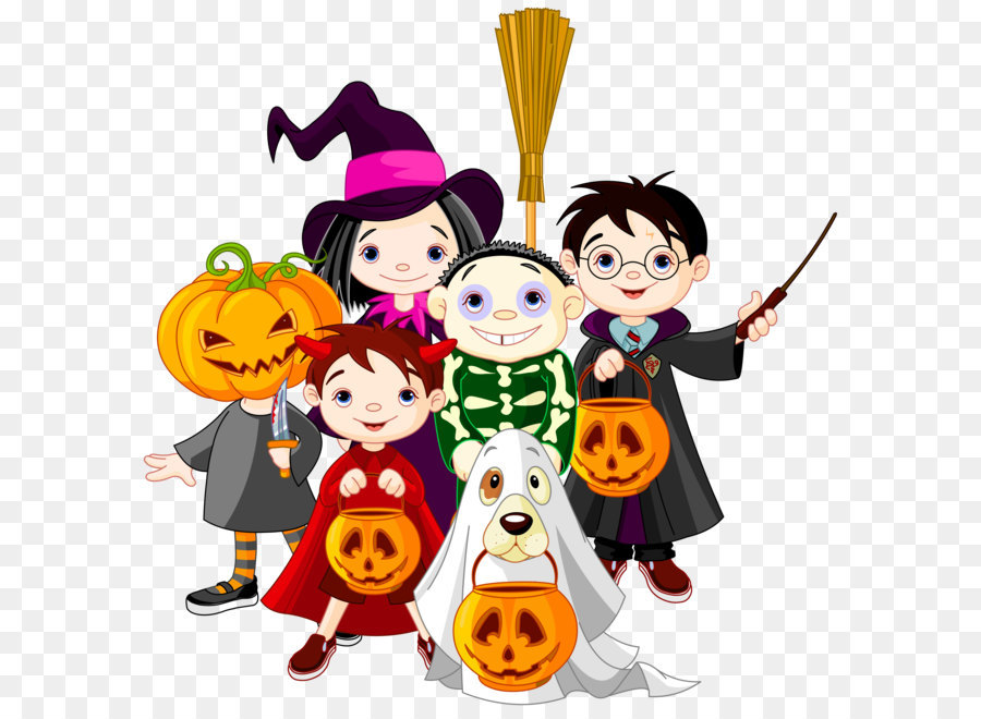 Happy halloween clipart for kids
