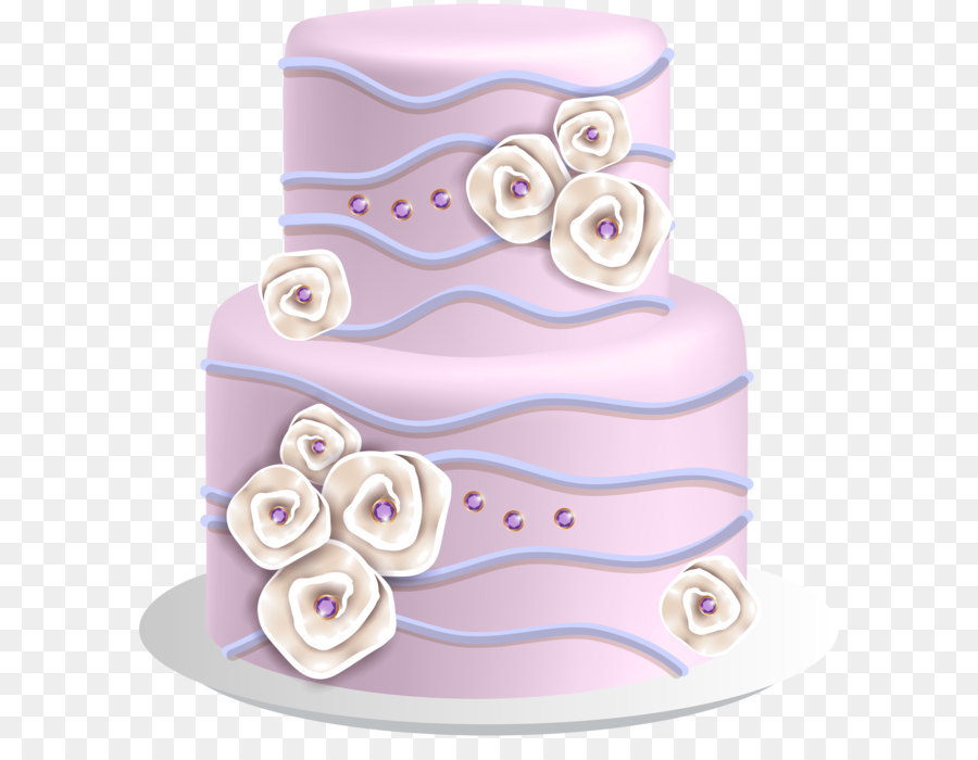 Wedding Cake Birthday Clip Art