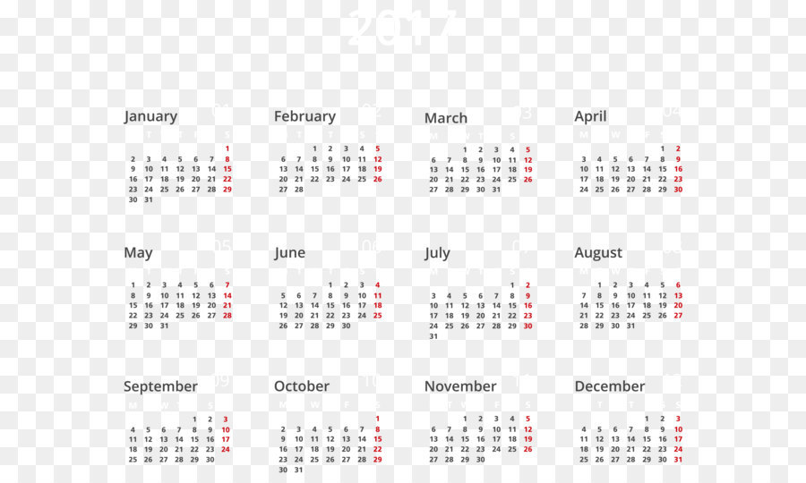Calendar Online Template Point Text Png