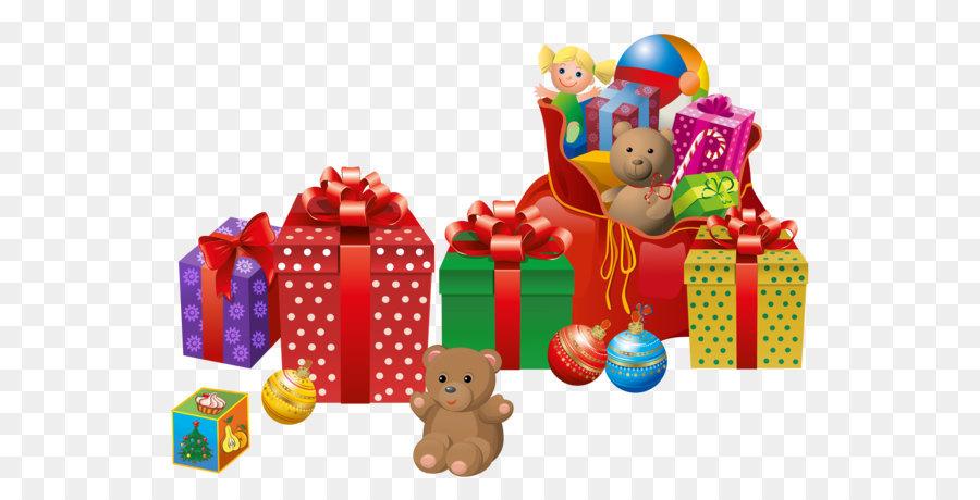 Weihnachtsgeschenke Bilder Kostenlos.Santa Claus Weihnachtsgeschenk Weihnachtsgeschenk Clip Art