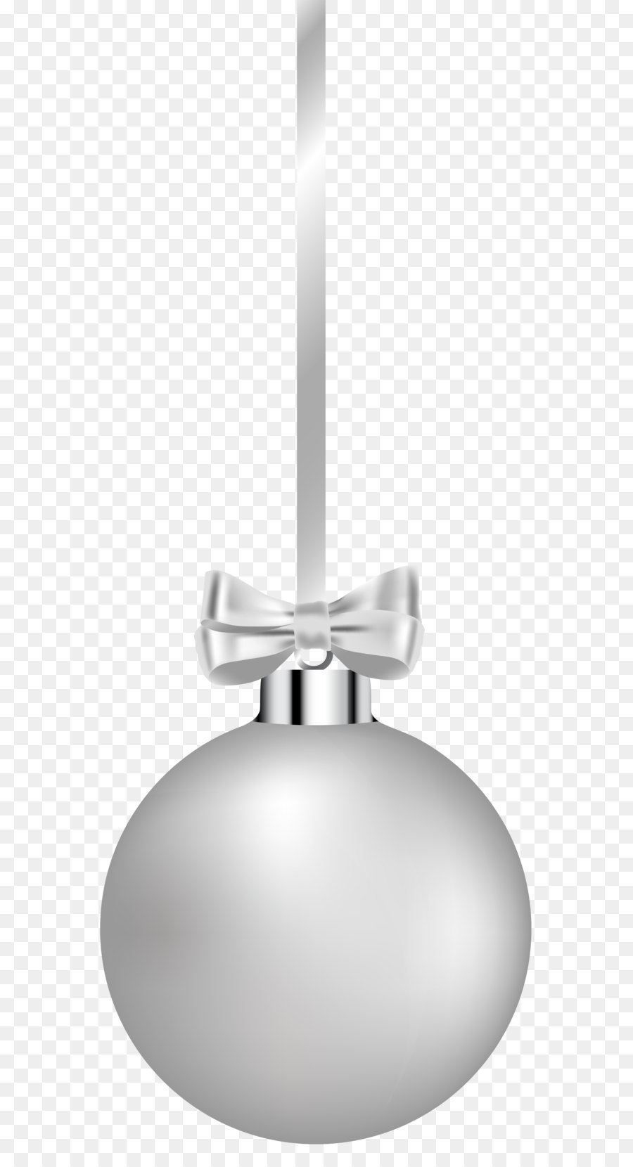 light fixture black and white white hanging christmas ball png clipart image
