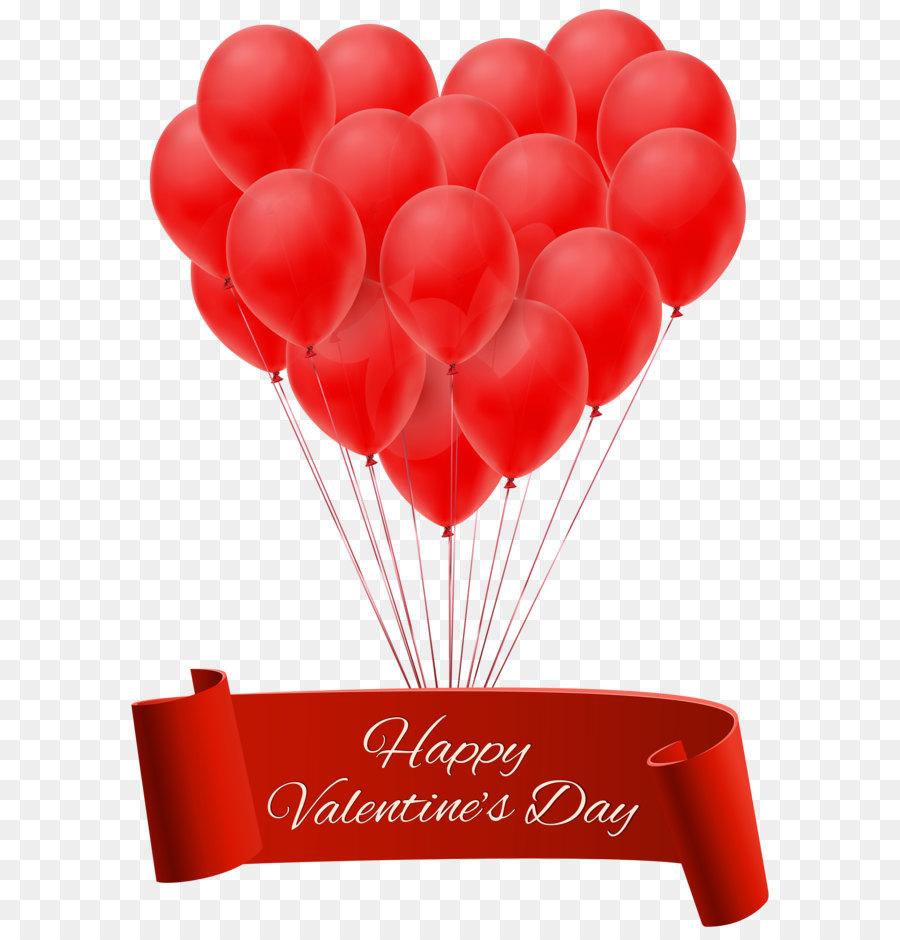 valentine s day heart balloon clip art happy valentine s day
