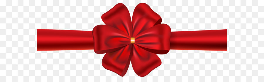 ribbon red clip art red ribbon with bow png image png download
