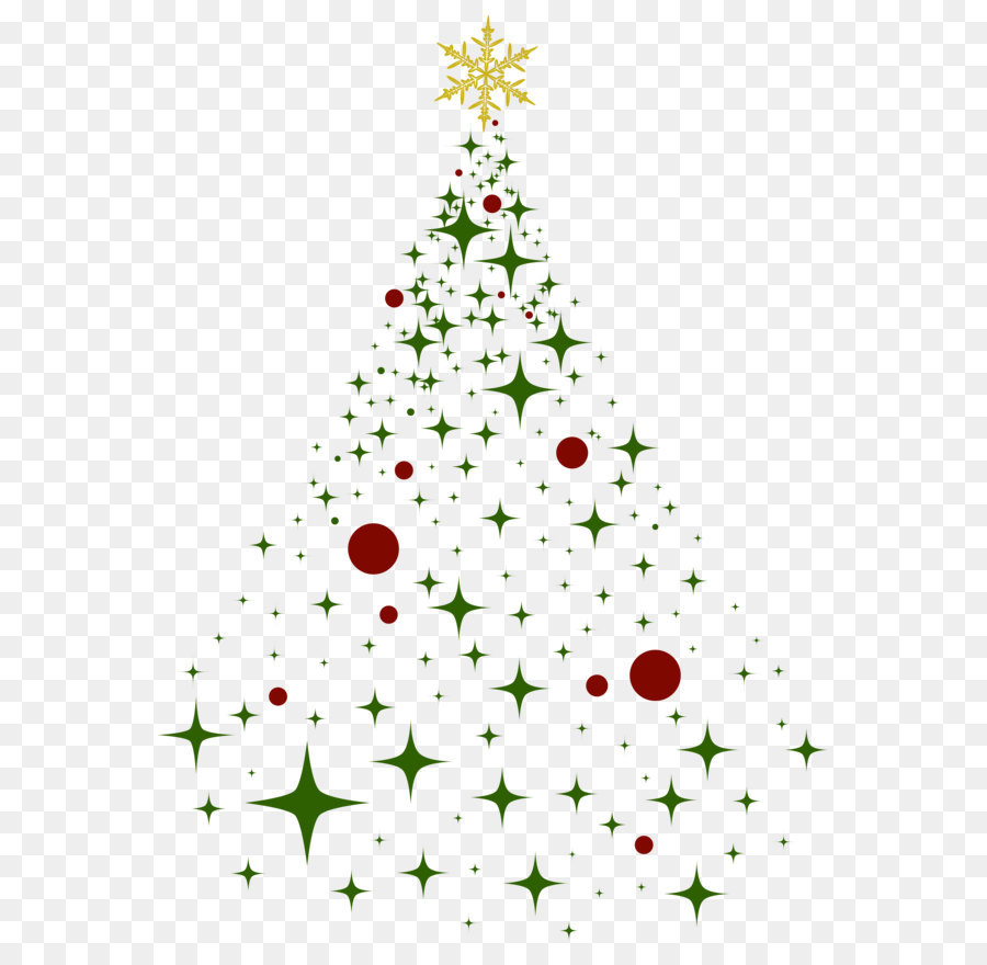 Christmas Tree Ornament Clip Art