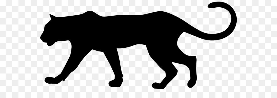 cougar black panther leopard clip art puma silhouette png clip art rh kisspng com clipart panther holding sign and pointing clipart panthers basketball