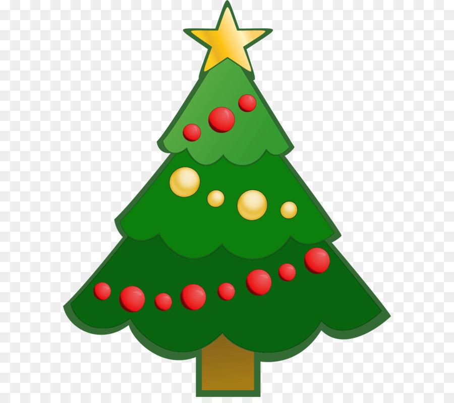 Weihnachtsbaum Clipart.Weihnachtsbaum Clip Art Grüne Einfache Weihnachtsbaum Png Clipart