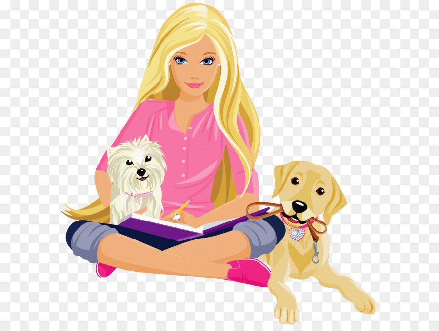 Барби: академия принцесс Раскраска картинки - Прозрачный ...