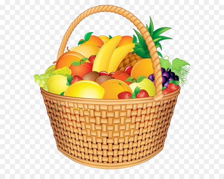 basket of fruit gift basket clip art fruit basket png vector rh kisspng com fruit basket clipart images fruit basket clipart images