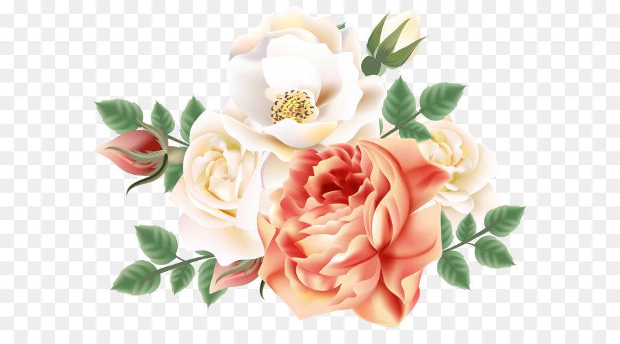 Clip Art Roses Decoration Png Clip Art Image Png Download 5000