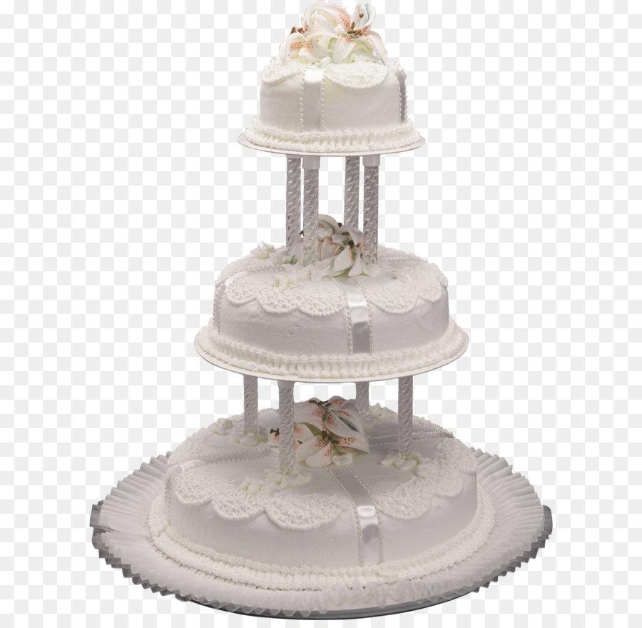 Wedding cake Birthday cake Chocolate cake - White Wedding Cake PNG ...