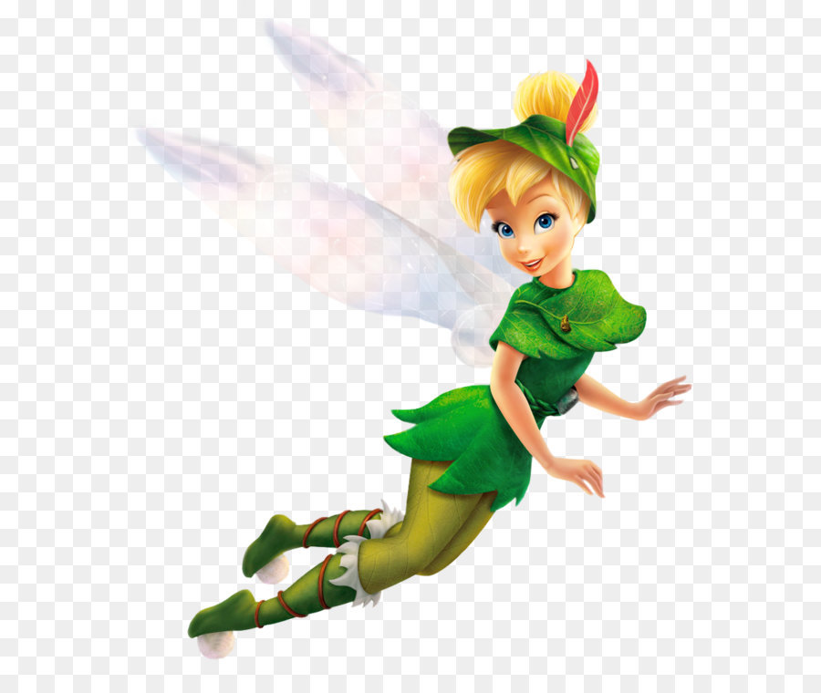 Tinker Bell Disney Fairies Fairy Mary Vidia - Transparent Tinkerbell ...
