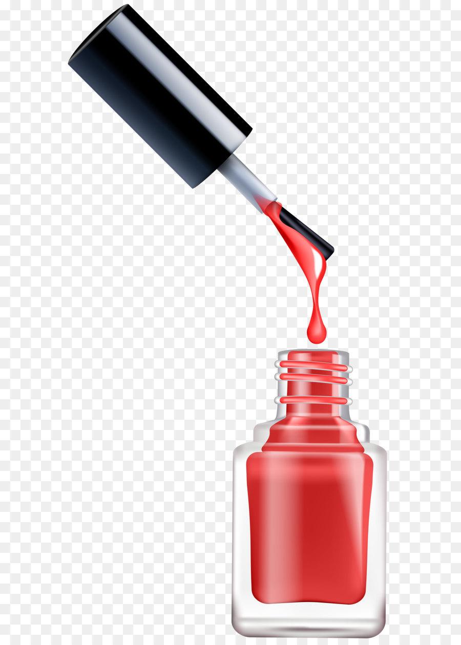 Nail polish Cosmetics Nail art Clip art - Nail Polish PNG Clip Art ...