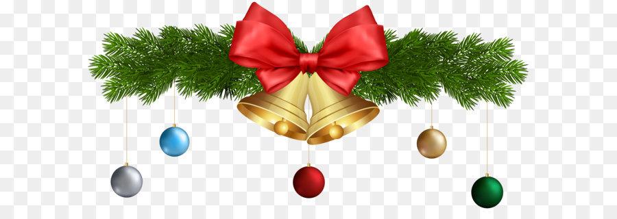 Christmas Ornament Jingle Bell Clip Art
