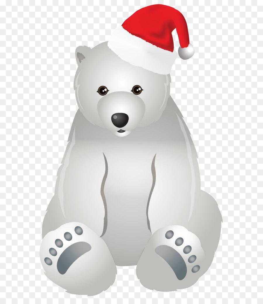 happy polar bear christmas. polar bear christmas ...