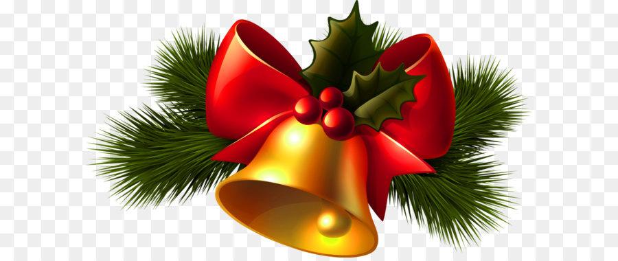 christmas jingle bell clip art christmas transparent golden bell