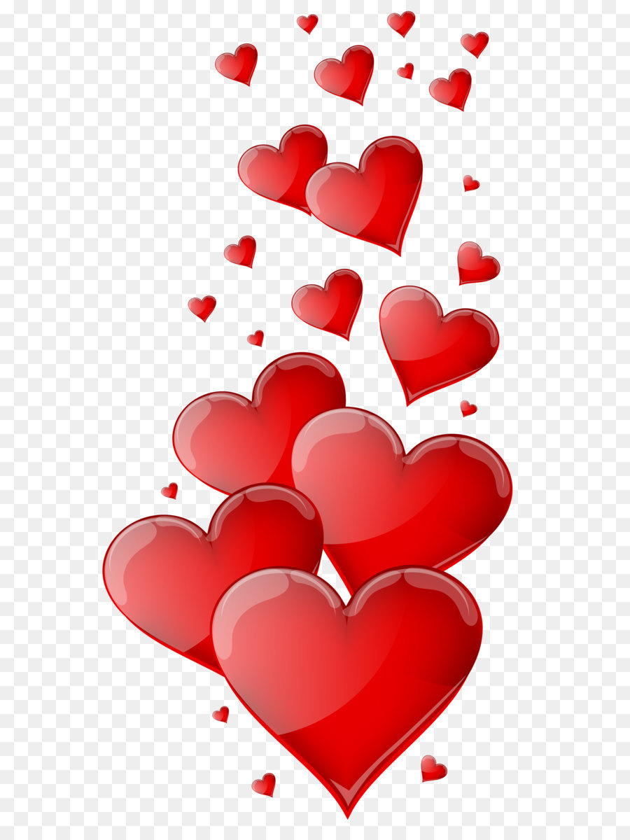 Heart Border Clip Art