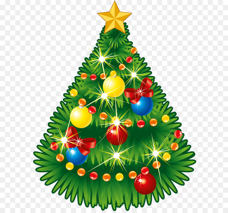 Christmas Tree Fir Png Download 670 859 Free Transparent
