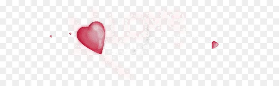 Merek Merah Hati Hari Valentine - Sihir Cinta Teks Gambar