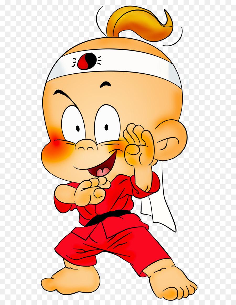 Worlds Funniest Joke Hindi Humour Karate Boy Cartoon Free Clipart