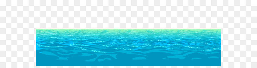 Ocean transparent background. Water texture png download