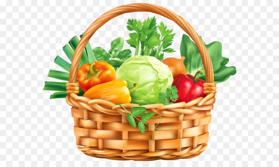 Superieur Vegetable Basket Fruit Clip Art   Vegitable Basket PNG Clipart Image