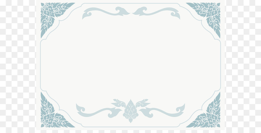 The arts royalty free clip art blue and white certificate template the arts royalty free clip art blue and white certificate template png image yadclub Image collections